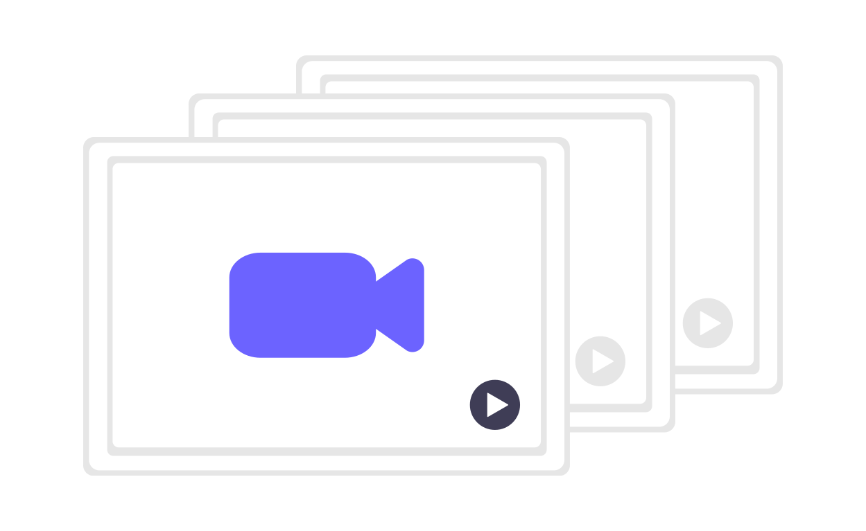 Image for part: Types of Video Resumes