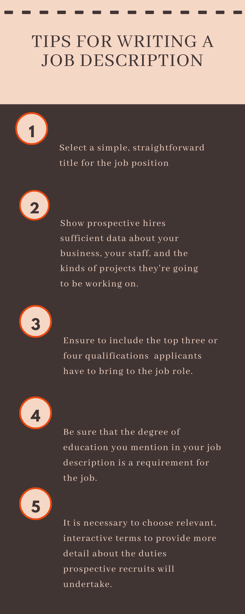Image for part: Tips for writing a remote job posting