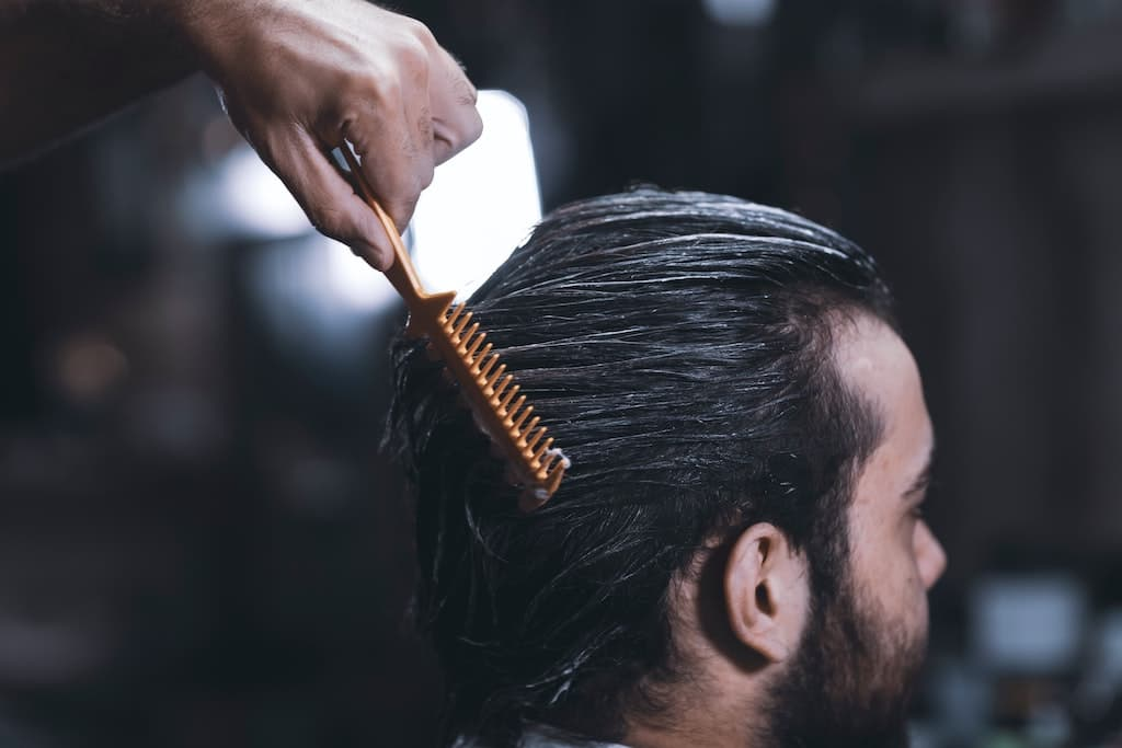 Image for part: Skills: a knack for hairstyling