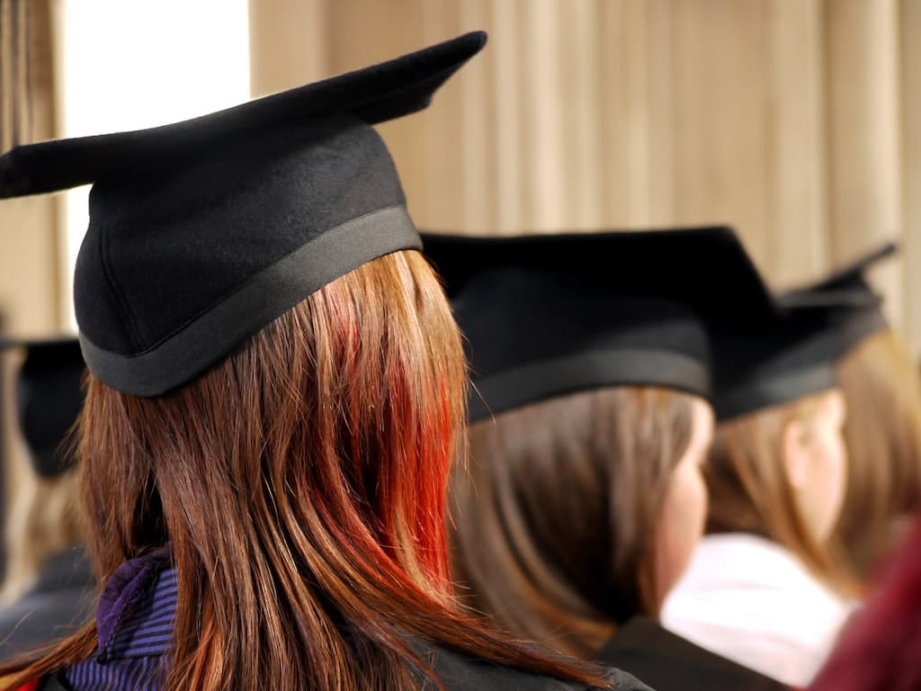 Image for part: Education: a collection of your degrees